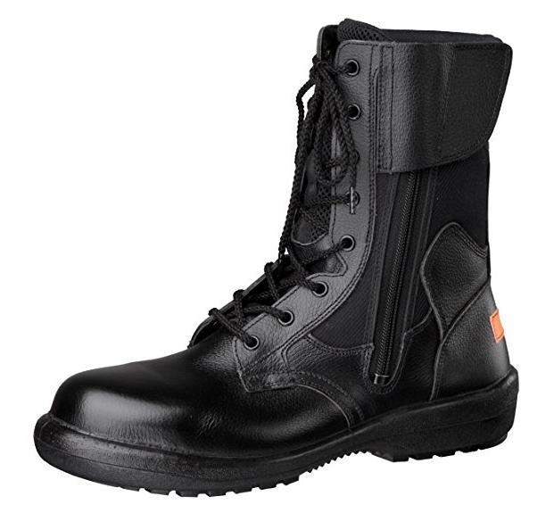 安全靴で足が臭い