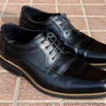 革靴を履くと足が臭い!アラサーのボクがしてる事