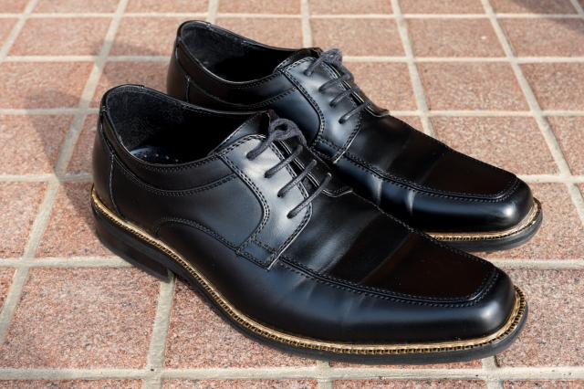 革靴で足が臭い
